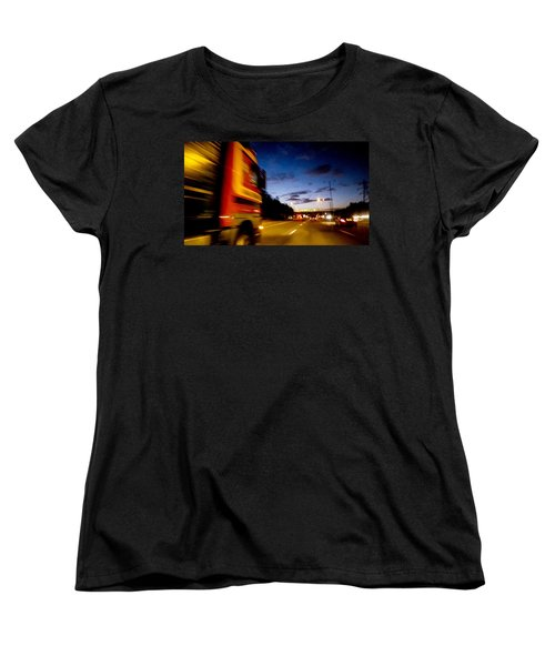 Women's T-Shirt (Standard Cut) featuring the photograph ... by Mariusz Zawadzki