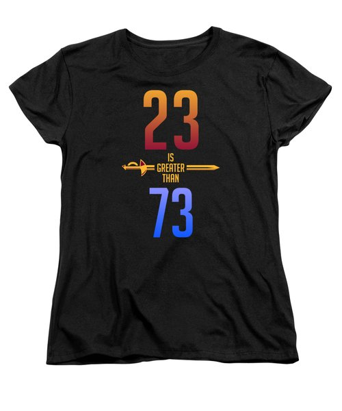 2373 Women's T-Shirt (Standard Cut)