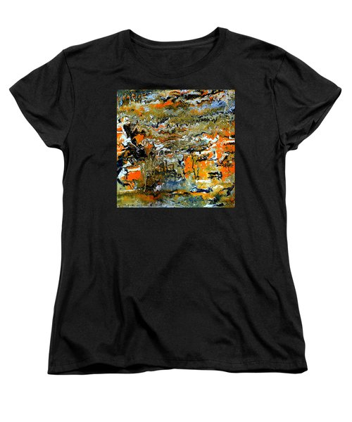 Series 2017 Women's T-Shirt (Standard Cut) by David Hatton