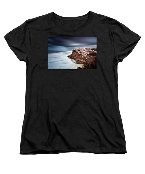 Women's T-Shirt (Standard Cut) featuring the photograph Upcoming Storm by Jorge Maia