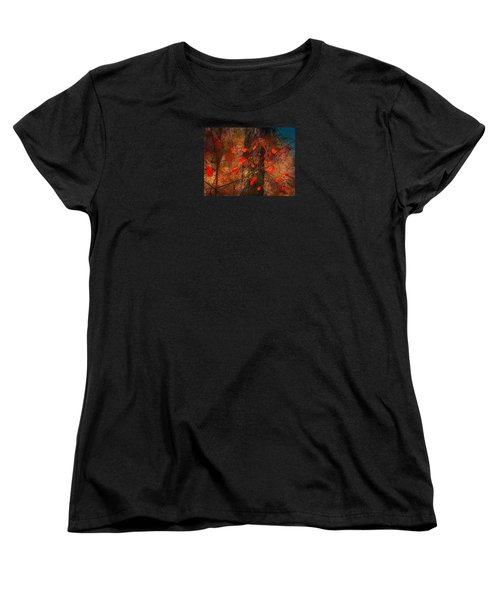 4019 Women's T-Shirt (Standard Cut) by Peter Holme III
