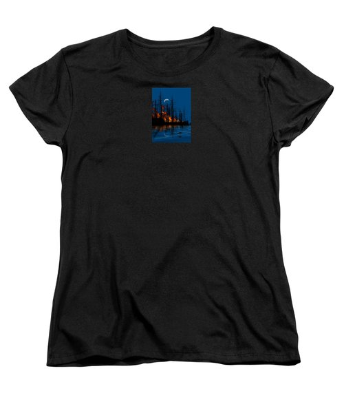 4040 Women's T-Shirt (Standard Cut) by Peter Holme III