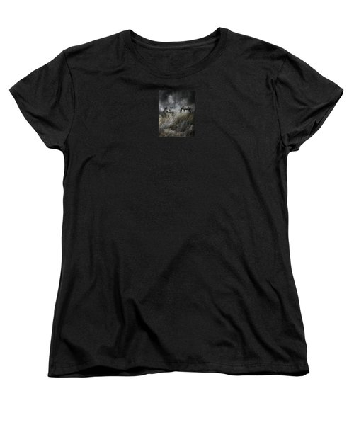 4099 Women's T-Shirt (Standard Cut) by Peter Holme III