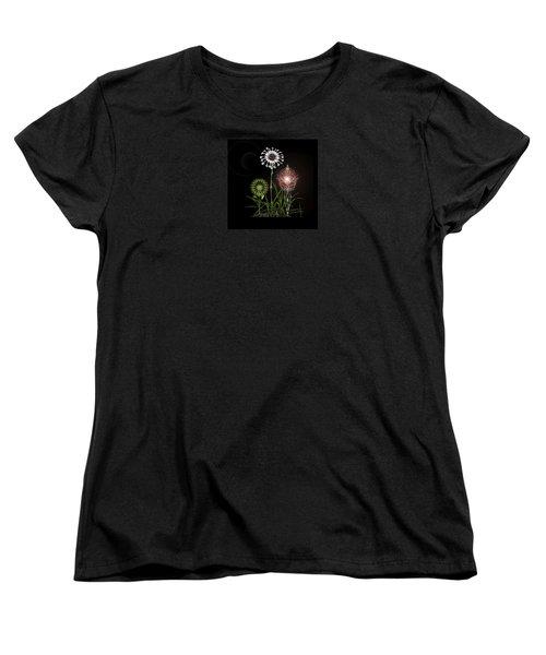 Women's T-Shirt (Standard Cut) featuring the photograph 4369 by Peter Holme III