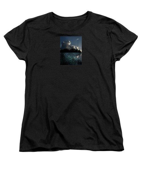 Women's T-Shirt (Standard Cut) featuring the photograph 4377 by Peter Holme III