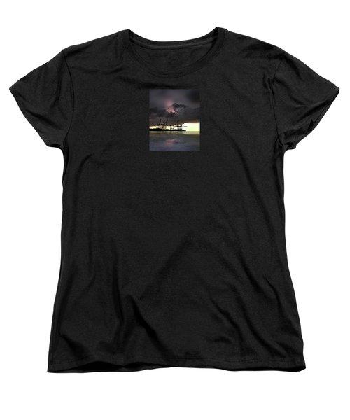 Women's T-Shirt (Standard Cut) featuring the photograph 4396 by Peter Holme III