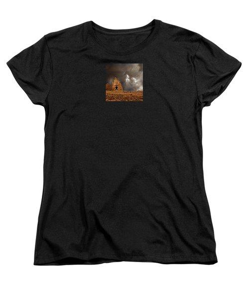 Women's T-Shirt (Standard Cut) featuring the photograph 4398 by Peter Holme III