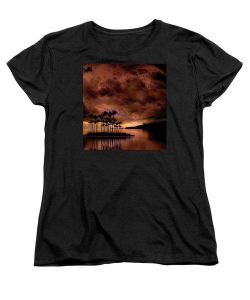 Women's T-Shirt (Standard Cut) featuring the photograph 4401 by Peter Holme III