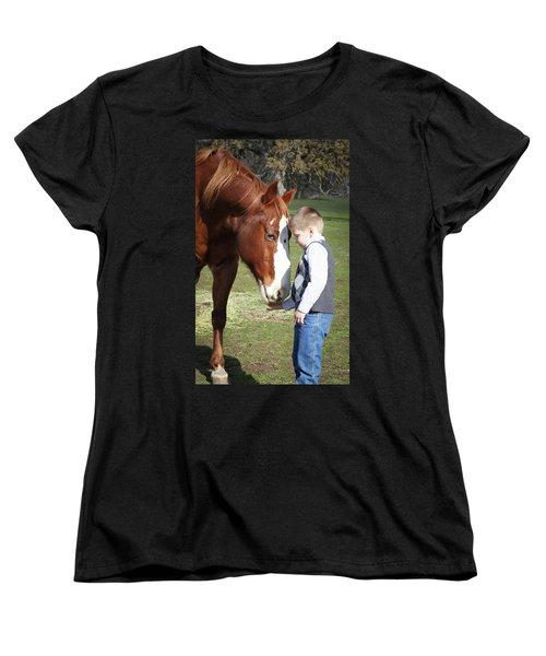 47 Women's T-Shirt (Standard Cut) by Diane Bohna
