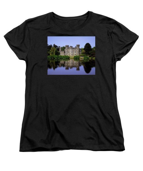 Johnstown Castle, Co Wexford, Ireland Women's T-Shirt (Standard Cut) by The Irish Image Collection