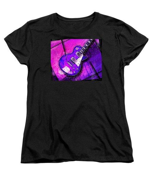 59 In Blue Women's T-Shirt (Standard Cut) by Gary Bodnar