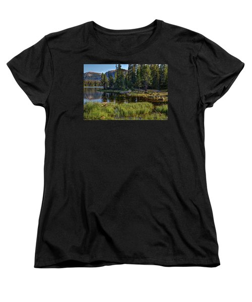 Uinta Mountains, Utah Women's T-Shirt (Standard Cut) by Utah Images