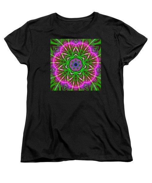 7 Beats Transition Women's T-Shirt (Standard Cut) by Robert Thalmeier