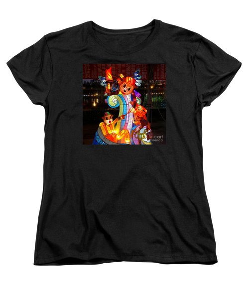 The 2016 Kaohsiung Lantern Festival Women's T-Shirt (Standard Cut)