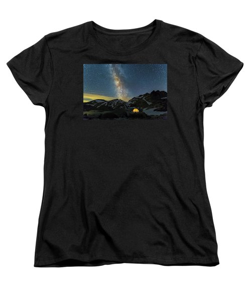 The Enchantments Women's T-Shirt (Standard Cut) by Evgeny Vasenev