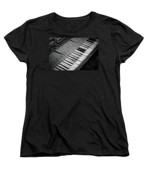 A Few Remain Women's T-Shirt (Standard Cut) by Marius Sipa