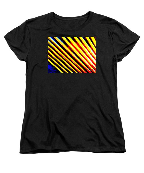 A Good Feeling Women's T-Shirt (Standard Cut) by Tim Townsend