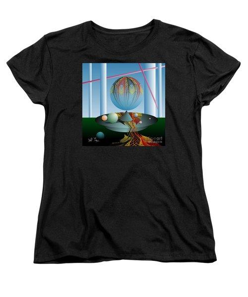 A Kind Of Magic Women's T-Shirt (Standard Cut) by Leo Symon
