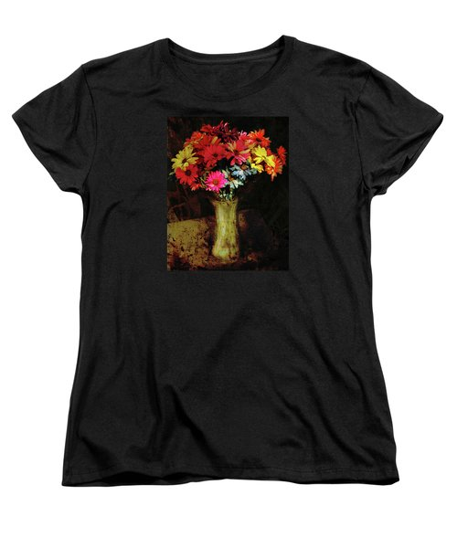 A Light Shines Into The Darkness Of My Soul 2 Women's T-Shirt (Standard Cut)