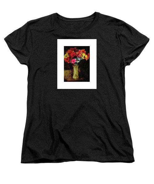 A Light Shines Into The Darkness Of My Soul Women's T-Shirt (Standard Cut)