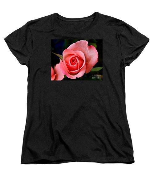 A Loving Rose Women's T-Shirt (Standard Cut) by Sean Griffin