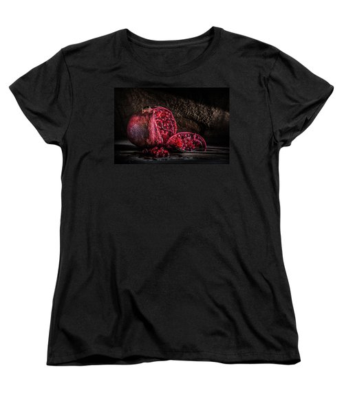 A Potential Jam Women's T-Shirt (Standard Cut) by Jeffrey Jensen