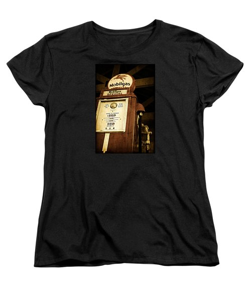 A Thing Of The Past Women's T-Shirt (Standard Cut) by Trish Mistric