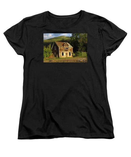 Abandoned Women's T-Shirt (Standard Cut)