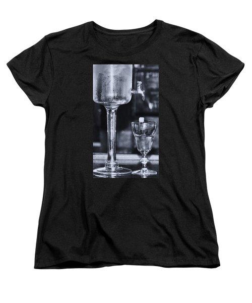 Absinthe Women's T-Shirt (Standard Cut) by Kathleen K Parker