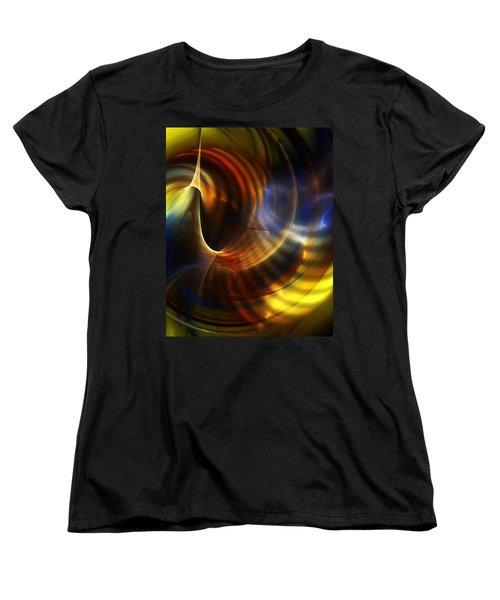 Abstract 040511 Women's T-Shirt (Standard Cut)