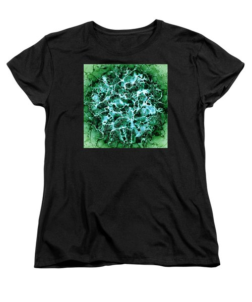 Abstract 3 Women's T-Shirt (Standard Cut) by Patricia Lintner