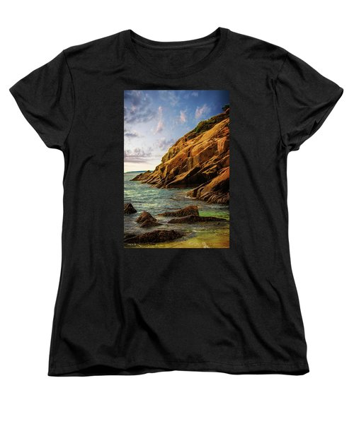 Acadia National Park--maine Women's T-Shirt (Standard Cut) by Sherman Perry