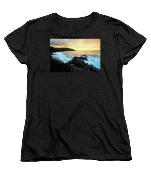 Adam And Eve Women's T-Shirt (Standard Cut) by Ryan Manuel