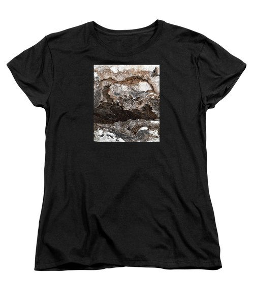 Women's T-Shirt (Standard Cut) featuring the photograph Adventure by Ray Shrewsberry