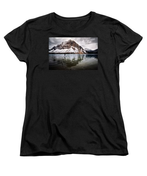 Adventure Unlimited Women's T-Shirt (Standard Cut) by Nicki Frates