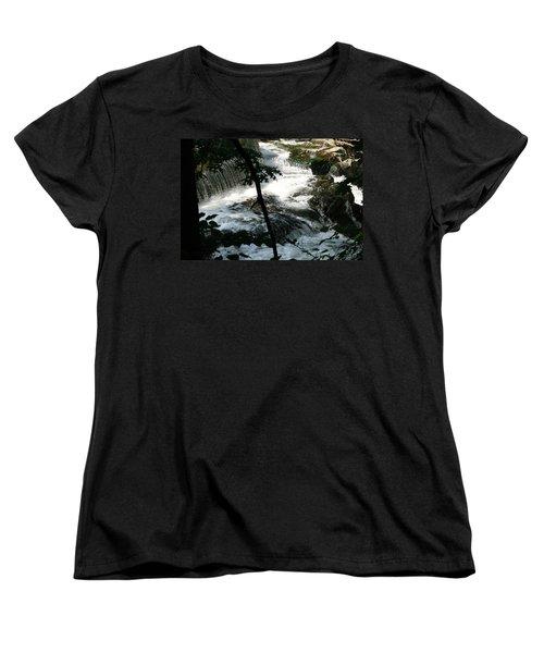 Women's T-Shirt (Standard Cut) featuring the photograph Africa 2 by Paul SEQUENCE Ferguson             sequence dot net