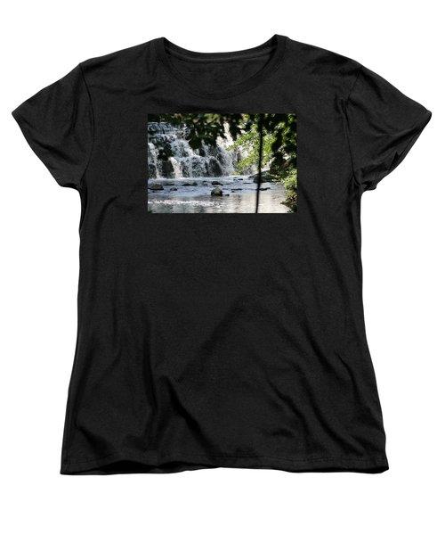 Women's T-Shirt (Standard Cut) featuring the photograph Africa by Paul SEQUENCE Ferguson             sequence dot net