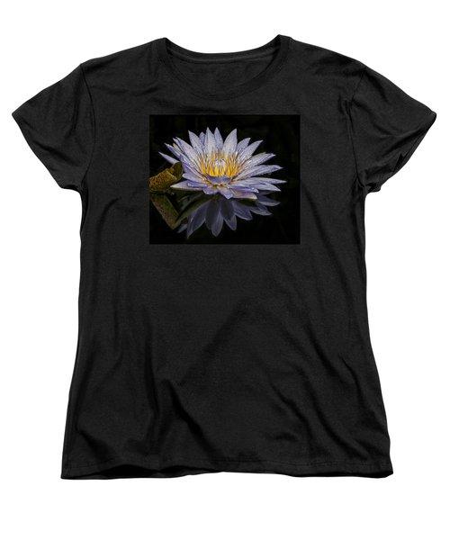 Women's T-Shirt (Standard Cut) featuring the photograph After The Rain by Roman Kurywczak