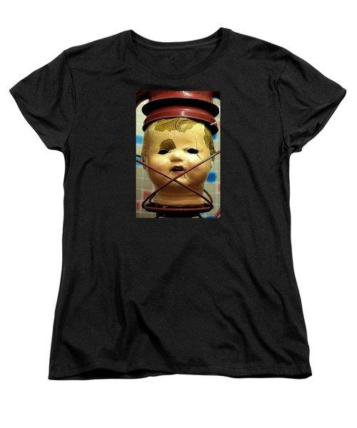 Afterlife 2 Warm Women's T-Shirt (Standard Cut) by Newel Hunter