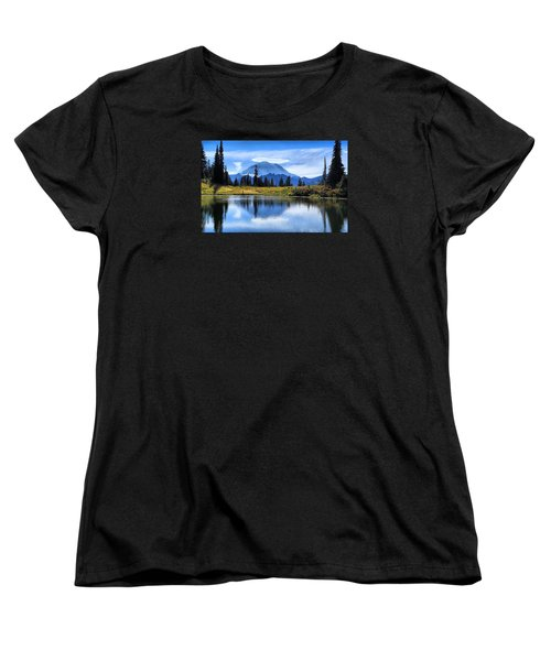 Women's T-Shirt (Standard Cut) featuring the photograph Afternoon Delight by Lynn Hopwood