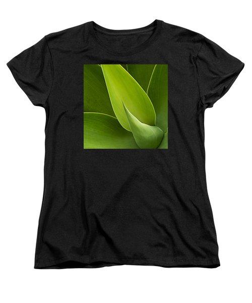 Agave Women's T-Shirt (Standard Cut) by Heiko Koehrer-Wagner