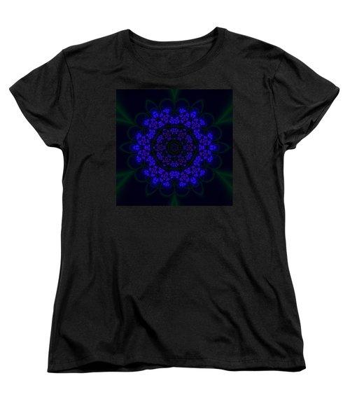 Akabala Lightmandala Women's T-Shirt (Standard Cut) by Robert Thalmeier