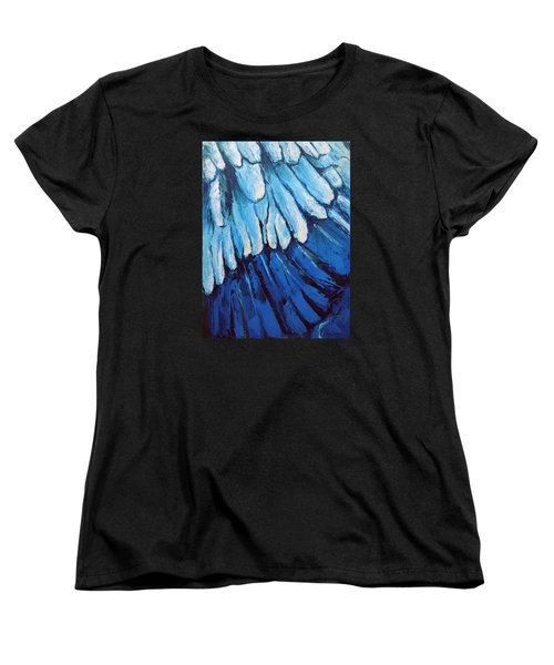 All Around Us Women's T-Shirt (Standard Cut) by Nathan Rhoads