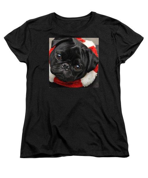 Alvin Women's T-Shirt (Standard Cut) by Trish Tritz