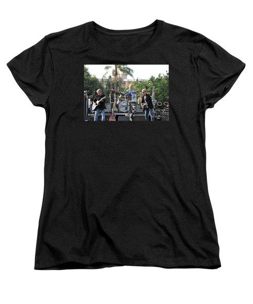 America Women's T-Shirt (Standard Cut) by John Black