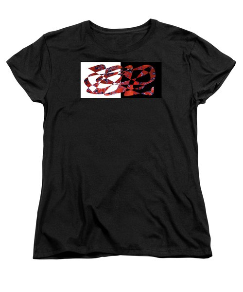 American Intellectual 6 Women's T-Shirt (Standard Cut) by David Bridburg