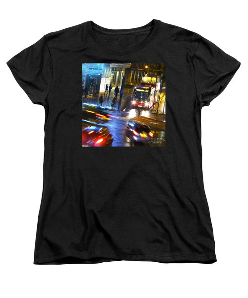 Women's T-Shirt (Standard Cut) featuring the photograph Another Manic Monday by LemonArt Photography
