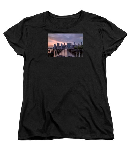 Another Sunset  Women's T-Shirt (Standard Cut) by Anthony Fields