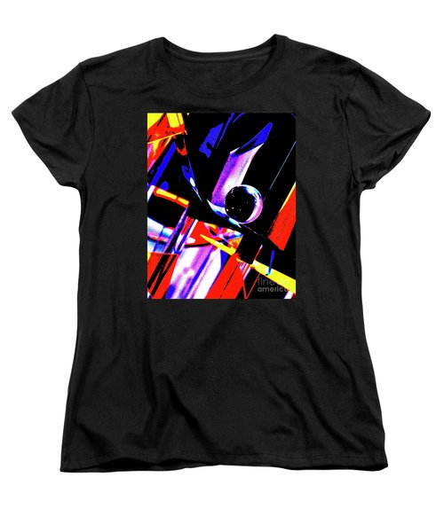 Anti Gravity Women's T-Shirt (Standard Cut) by Xn Tyler