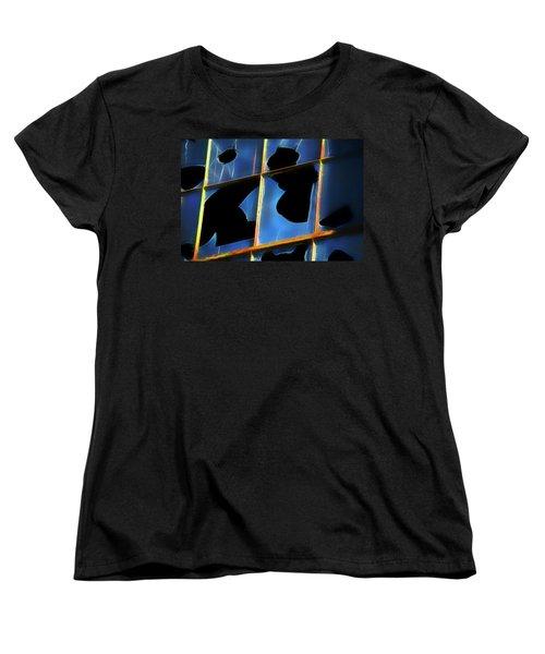 Apocalypse 1 Women's T-Shirt (Standard Cut) by Yulia Kazansky